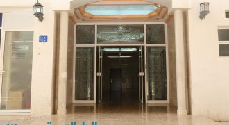 360 OMR – 2 Bed / 2 Bathroom apartment in AlKhuwair 33 with family Community near Said bin Taimur mosque ideal for families.