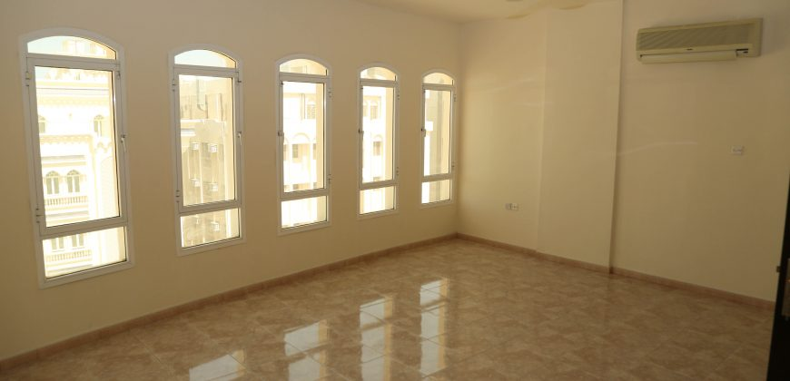 380 OMR – 2 Bed / 2 Bathroom apartment in AlKhuwair with family Community behind Aramix building by the main Highway.