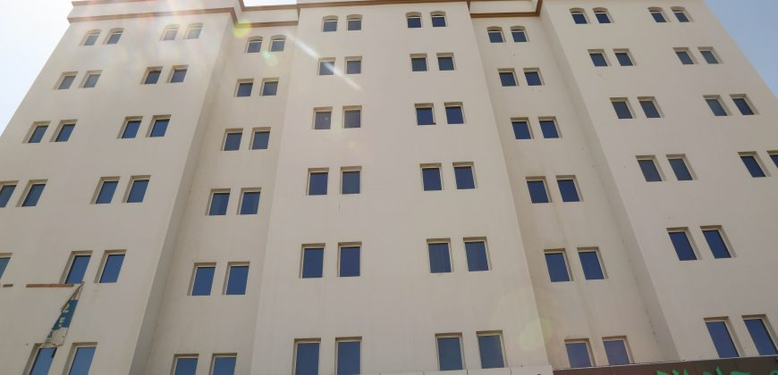 220 OMR – 2 Bed / 2 Bathroom apartment in AlAmerat with family Community by Ajmal perfumes and Dominos pizza ideal for families.
